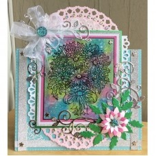 Floral Bouquet - Clear Stamp