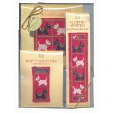 Scotties & Westies Gift Set
