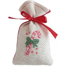 Candy Cane Bag