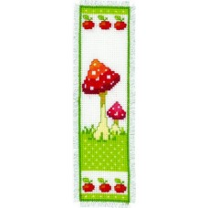 Toadstools Bookmark 1