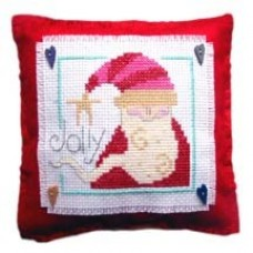 Christmas Cross Stitch Cushion Kit