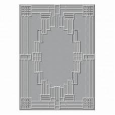 Texture Plate - Deco Squared