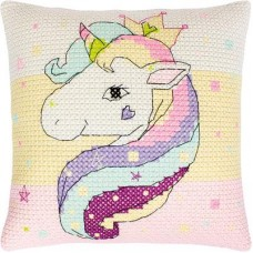 Unicorn Chunky Pillow