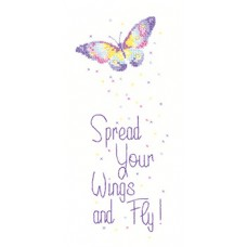 Spread Your Wings (evenweave)
